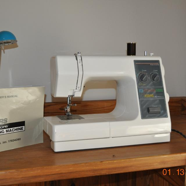 Best Kenmore Sewing Machine Model 40 for sale in Wright City Awesome Kenmore Sewing Machine 385