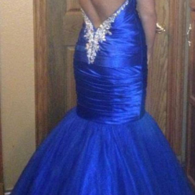 Best Prom Dress Size 4 Brand Name Is Paparazzi For Sale In Little