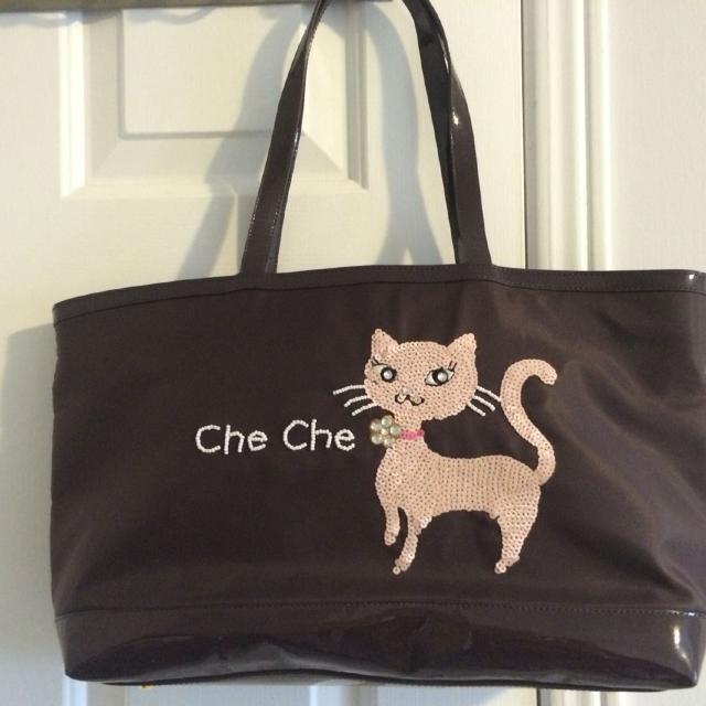 46b7a1538385 Best Che Che New York Dark Brown Tote for sale in Markham