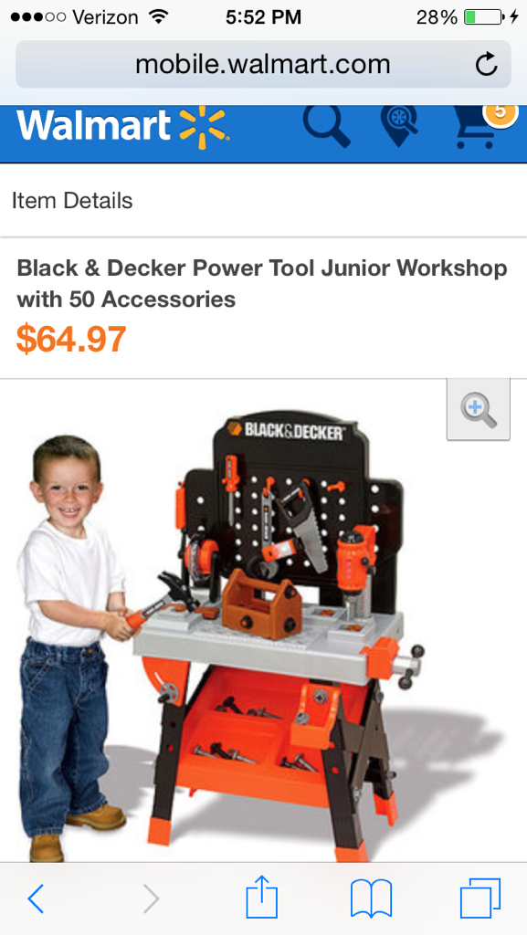 269631ddf Best Brand New Black And Decker Tool Workshop for sale in St. Charles,  Illinois for 2019