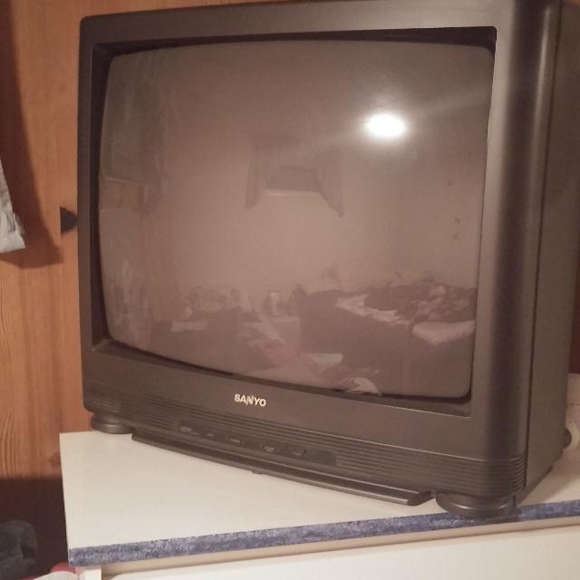 sanyo tv price reduced