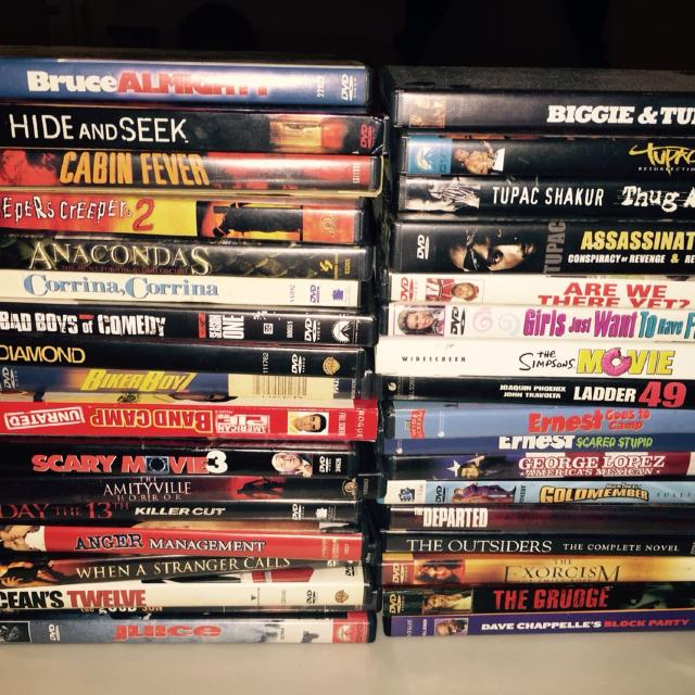 Used Dvds For Sale >> Used Dvds