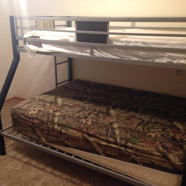 Best Ashley Furniture Twin Over Full Bunk Beds For Sale In Clovis