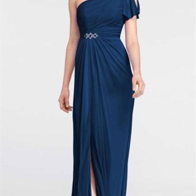 Best David\'s Bridal Bridesmaid Dress/mardi Gras Ball Gown. 6 ...