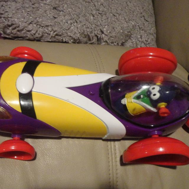 Find More Veggie Tales Larry Boy Car With Larry For Sale At Up To 90