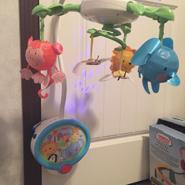 Best fisher price baby mobile lights up starts into ceiling lights up starts into ceiling animals light up and go aloadofball Choice Image
