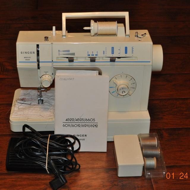 Best Singer Sewing Machine Model 40 for sale in Wright City Mesmerizing Singer Sewing Machine Model