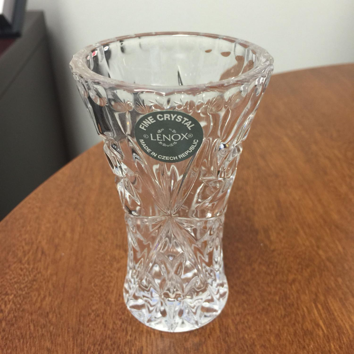 Best lenox crystal star vase 4 inches for sale in surprise best lenox crystal star vase 4 inches for sale in surprise arizona for 2018 reviewsmspy