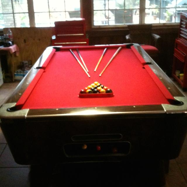 Best Regulation Size Pool Table For Sale In Deland Florida For - Regulation size pool table prices