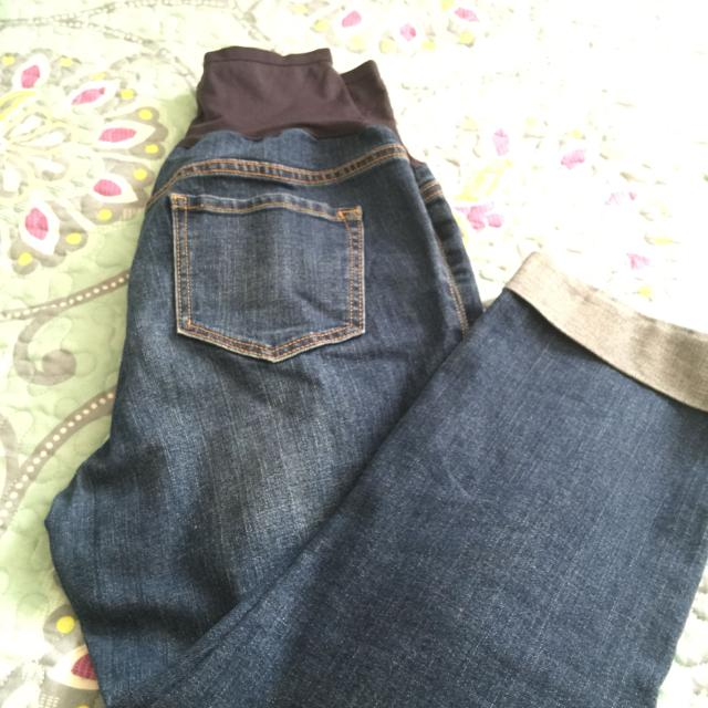 Best Old Navy Size 6 Maternity Jeans for sale in Frisco, Texas for ...