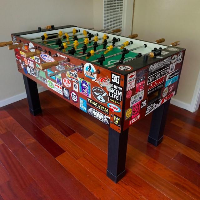 Best Tornado Twister Ii Foosball Table Nicely Decorated With - Where to buy foosball table