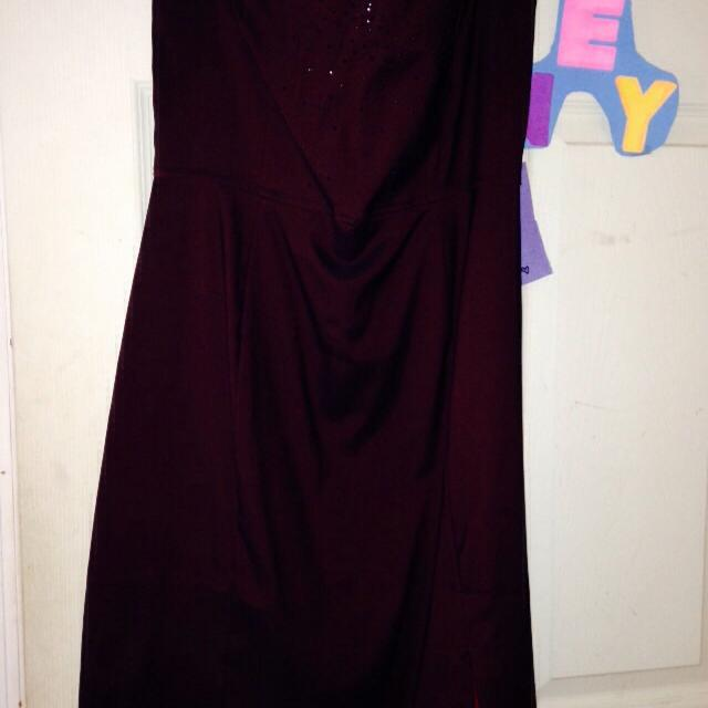 Best Black Chorus Dress Barely Worn Hoping For 30 For Sale In