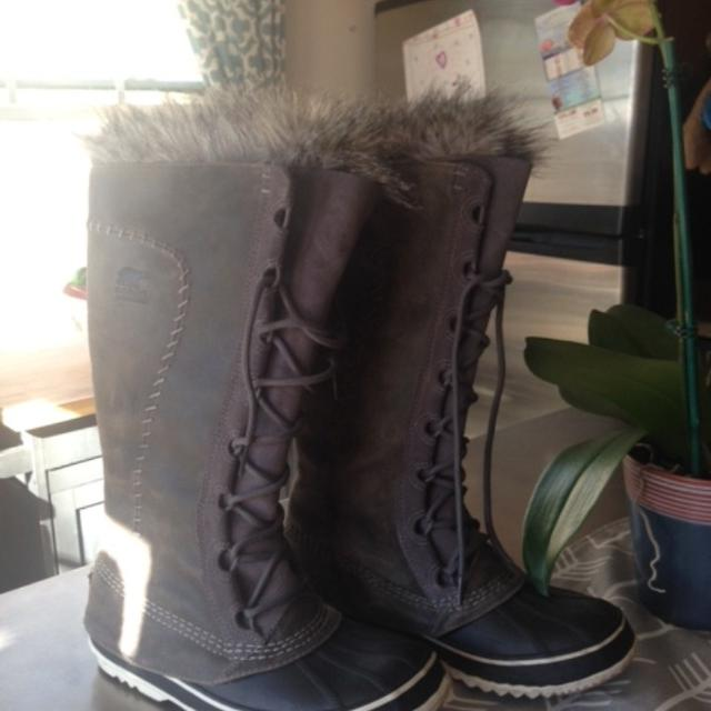 c42cb2ce279 Best Sorel Cate The Great Snow Boots Women s Size 9 for sale in Nashville