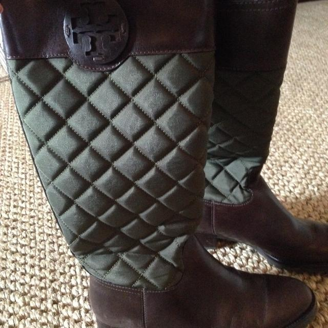 c844516576d Best Tory Burch Rowan Quilted Riding Boot for sale in Mountain Brook ...