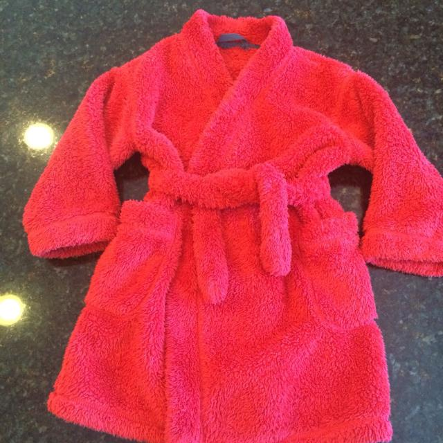 Find more Kids Dressing Gown From Marks And Spencer, Uk. Size 2 for ...
