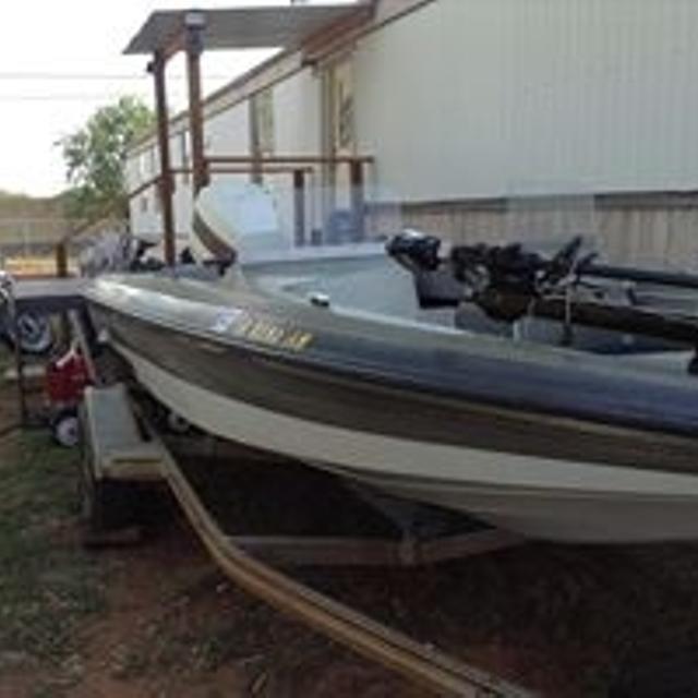 Best 1989 Nitro Bass Boat For Sale In Abilene, Texas For 2019