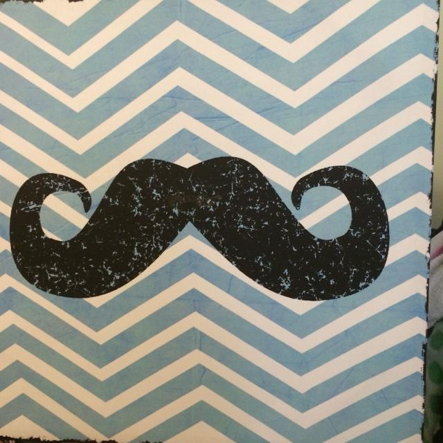 Best Chevron/mustache Wall Art for sale in Nashville, Tennessee for 2018