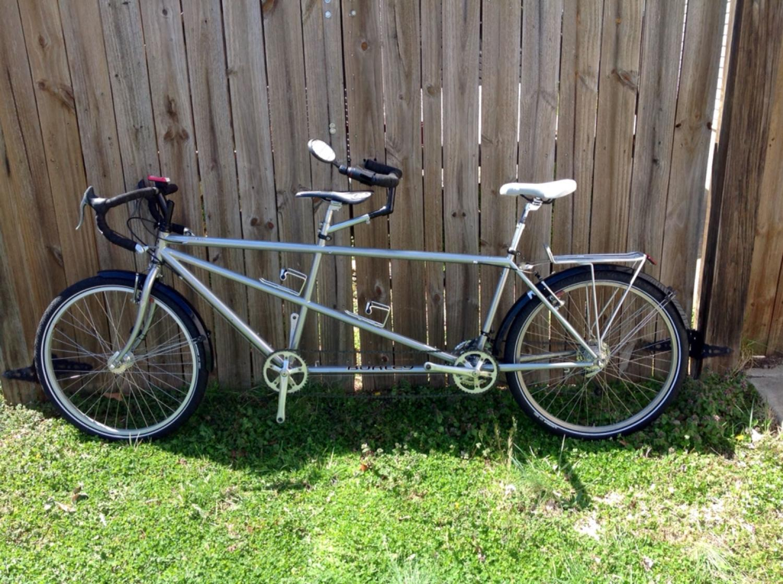 Best burley rock roll tandem bike for sale in tampa