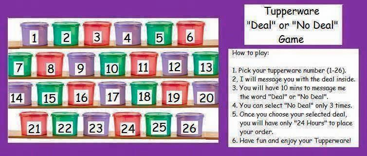 how to play deal or no deal