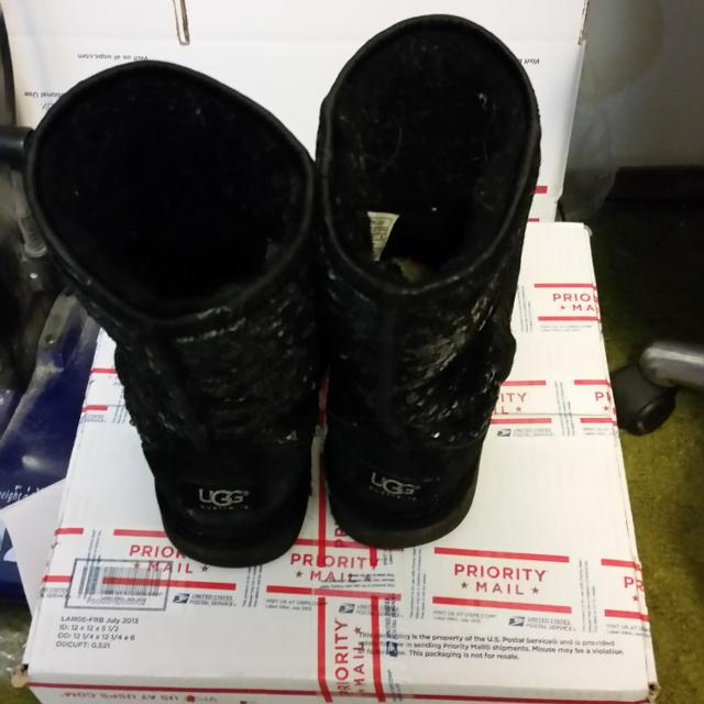7023ec8caeb Best Used Ugg Boots...black Sequins 65.00 for sale in Mount Vernon ...