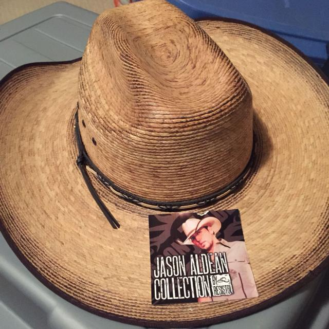 Find more Jason Aldean Cowboy Hat for sale at up to 90% off ed79d5df02c