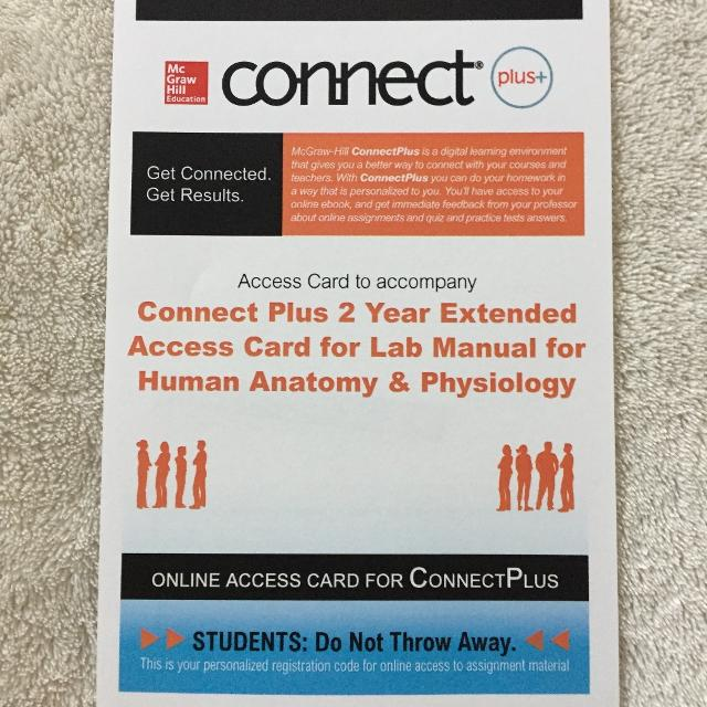 Find More Mcgraw Hill Access Card For Lab Manual For Human Anatomy