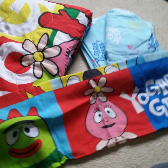best yo gabba gabba toddler bed set for sale in st charles