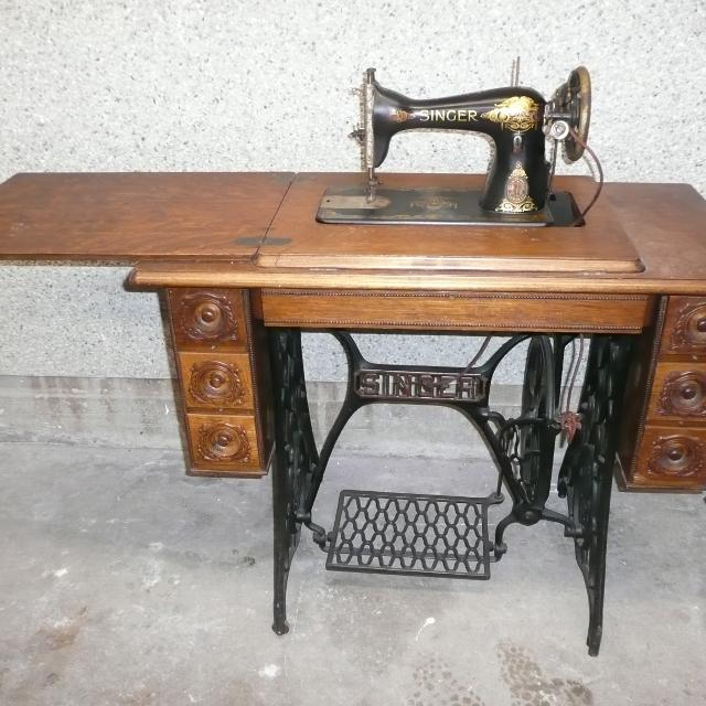 Find More Antique Singer Sewing Machine Circa 40 For Sale At Up Beauteous 1915 Singer Sewing Machine