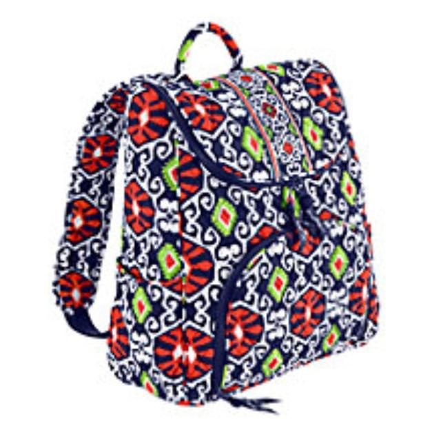 3af29747d72f ... Best Vera Bradley Double Zip Backpack New W tags Sun Valley for
