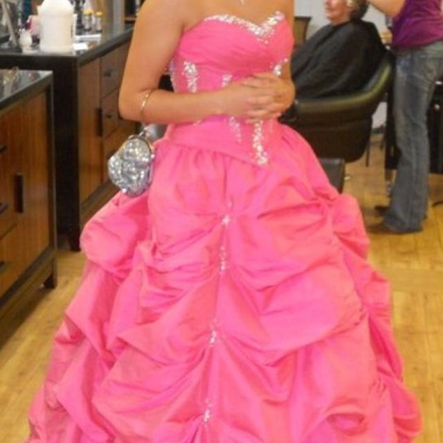 Best Prom Dress From Whatchamacallit In Plano. Cross Posted for sale ...