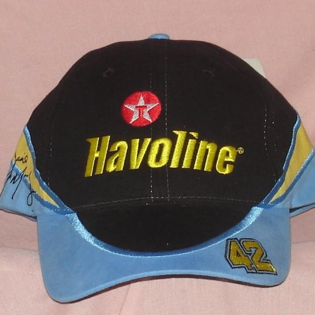 81e1266890d Find more Nascar Havoline 42 Jamie Mcmurray Texaco Hat for sale at ...