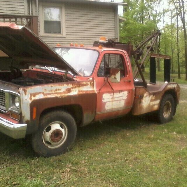 Lucas Chevrolet Columbia Tn >> 1974 Chevrolet C30 Wrecker Reduced From 2500 To 1850 Must Sell Make A Reasonable Offer