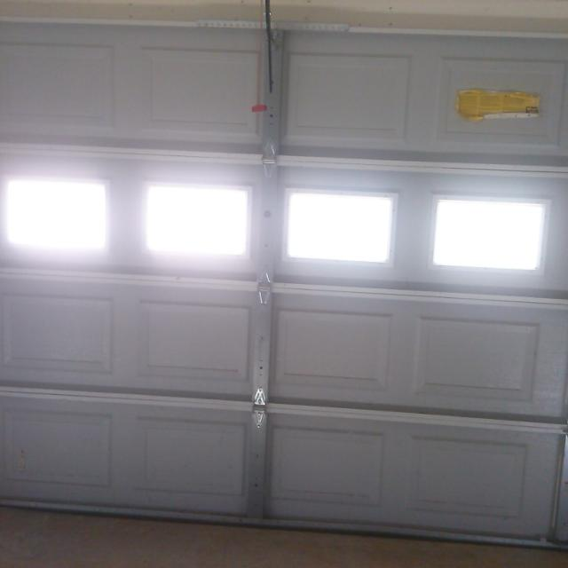 2 9x7 Garage Doors And Openers 250 Each