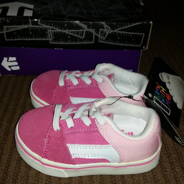 873a2758387fe Find more Etnies Toddler Skate Shoe for sale at up to 90% off ...