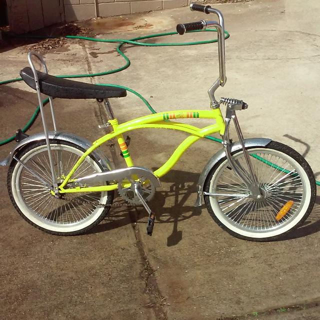 Best Mello Yello Collector S Banana Seat Bike For Sale In Griffin