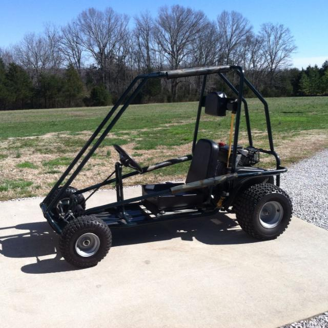 REDUCED!!! Murray Explorer Gokart