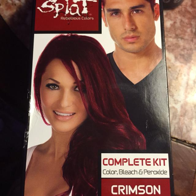 Find More Splat Hair Dye Color Not Included It Includes The Splat