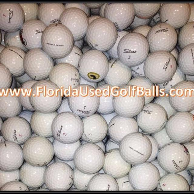 Best Used Golf Balls For Sale For Sale In Tampa Florida For 2018
