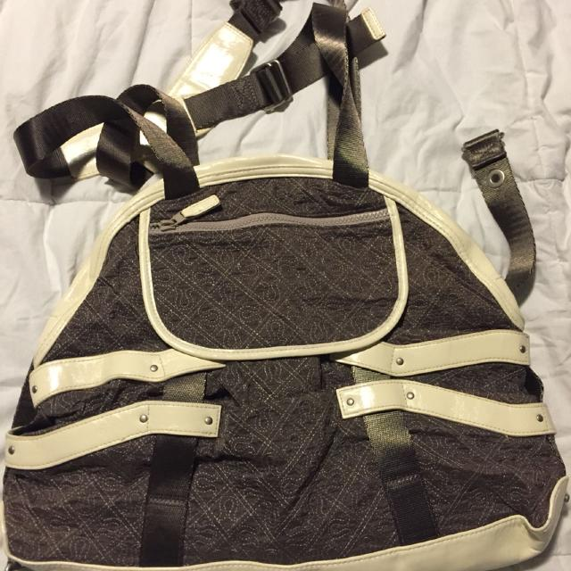 Lululemon Circuit Gym Bag Brand New