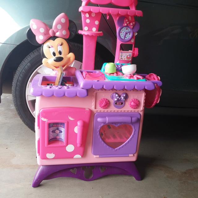 Best Minnie Mouse Kitchen for sale in Clovis, New Mexico for 2018