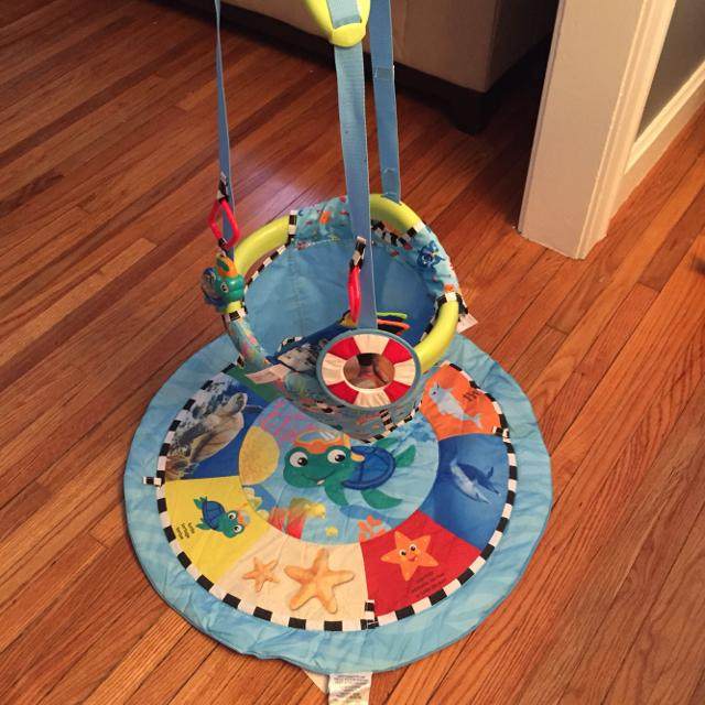05d922ff3 Find more Baby Einstein 3- In- 1 Doorway Jumper And Play Mat. for ...