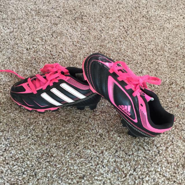Best Toddler Size 8 1 2 Adidas Soccer Cleats for sale in Winfield ... bf7a5fc45251