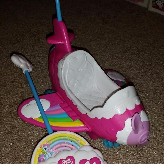 Find More My Little Pony Remote Control Plane For Sale At Up To 90