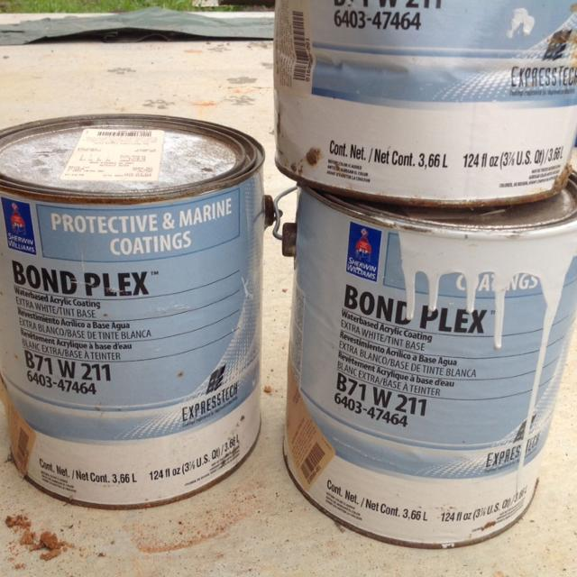 Find More Sherwin Williams Bond Plex Metal Roof Paint For