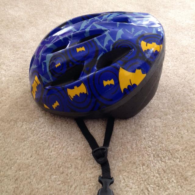 Find More Batman Bike Helmet For Toddlers For Sale At Up To 90