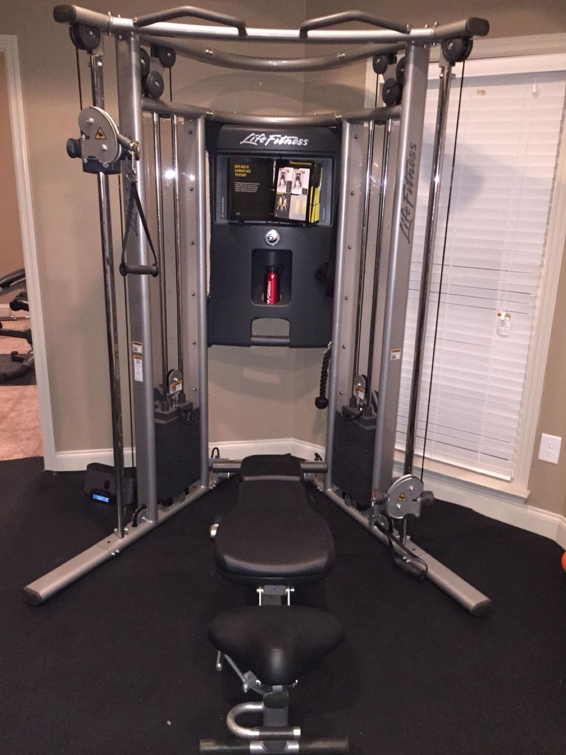 Best life fitness g7 home gym for sale in mountain brook alabama