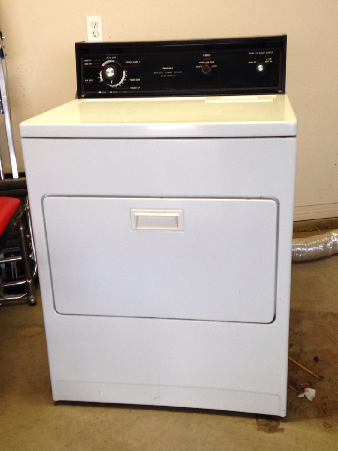Best Electric Clothes Dryer For Sale In Amarillo Texas
