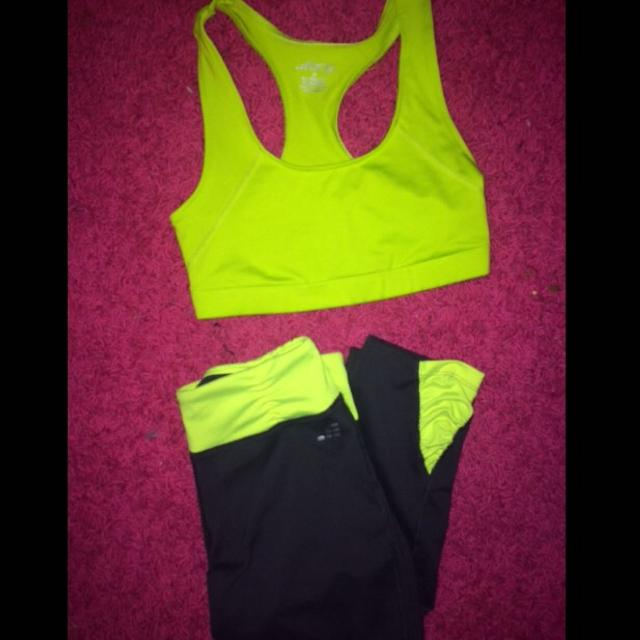 78cc8e5d363087 Find more Bcg Sports Bra & Capri Leggings for sale at up to 90% off