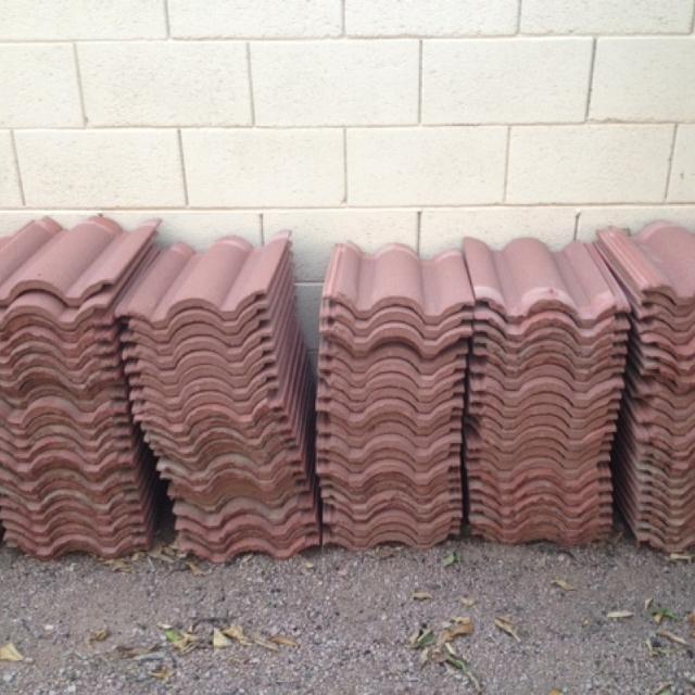Best La Casa Terracotta Roof Tiles For Sale In Gilbert Arizona For 2021