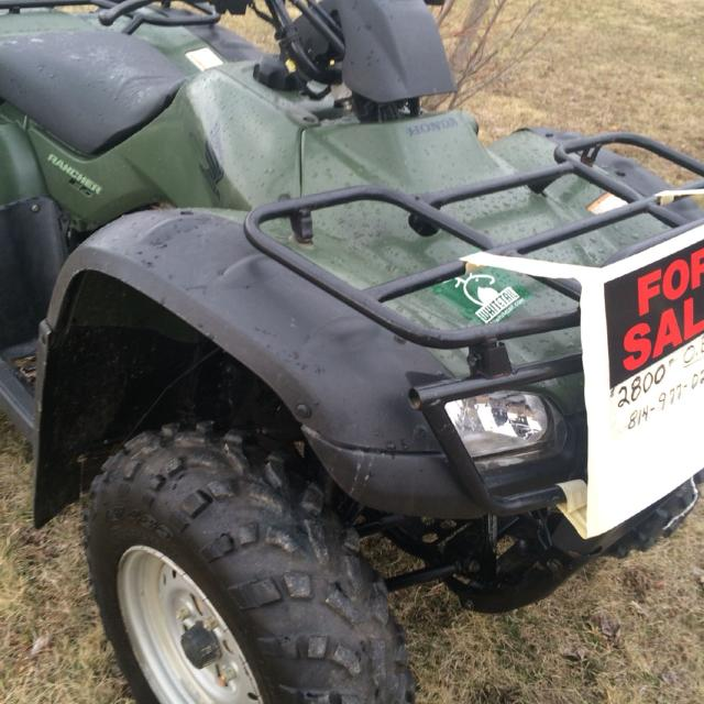 Find More 4 Wheeler For Sale. 2004 Honda Rancher, 350 Eb